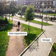 Experience versus design